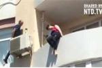 Clip: Nhảy lầu tự tử và những cái kết có hậu