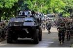 Quân chính phủ Philippines dùng vũ khí hạng nặng tiễu trừ phiến quân Maute