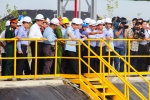 Thủ tướng kiểm tra việc khắc phục môi trường của Formosa