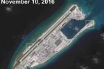 Trung Quốc sắp hoàn thành nhà kho phi pháp ở Biển Đông