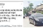 Xác định người tung clip sai sự thật 'đoàn xe Chủ tịch Quốc hội về thăm quê'