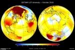 Thông tin sửng sốt: Bắc Cực nóng hơn bình thường 36 độ F