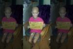 Cô bé 11 tuổi mắc ung thư chưa có tên trong từ điển y khoa