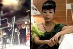 NSƯT Chiều Xuân suýt gặp nguy hiểm vì liều mình lao vào đám cháy