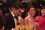 Điều ngọt ngào Hoắc Kiến Hoa dành cho Lâm Tâm Như trong lễ cưới