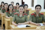 Các trường Công an nhân dân công bố điểm chuẩn năm 2016