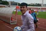 Công Vinh đối đầu Sông Lam Nghệ An: Phá 'lời nguyền'?