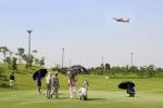 Cận cảnh các công trình trong sân golf cạnh sân bay Tân Sơn Nhất