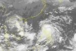 Siêu bão Sarika giật cấp 16 thẳng tiến vào Biển Đông