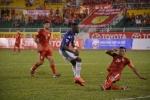 Hoàng Vũ Samson lập cú đúp, Hà Nội FC thắng đậm đội của Công Vinh