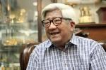 Ông Phạm Thế Duyệt liên tục đi về 50 lần để xử lý 'điểm nóng' Thái Bình 20 năm trước