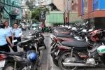 Giá thuê vỉa hè Sài Gòn sẽ được tính theo tuyến đường