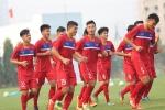 Chạy đua World Cup, U20 Việt Nam tập quên cả nghỉ lễ