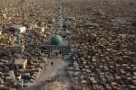 Choáng ngợp trước khung cảnh nghĩa địa 1.400 tuổi lớn nhất thế giới
