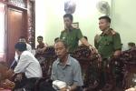 Video: Công an đọc lệnh bắt Giám đốc ngân hàng Agribank ở Đắk Lắk