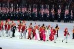 Video: Đoàn Thể thao Việt Nam diễu hành tại Lễ khai mạc SEA Games 29