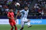 Kết quả U20 Hàn Quốc vs U20 Argentina: Đàn em Messi 90% bị loại