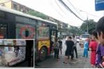 Nam thanh niên cầm gạch ném vỡ đầu hành khách đi xe buýt: Có thể xử lý hình sự?