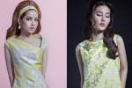 Chi Pu, Diễm My 9x xuất hiện lạ lẫm với phong cách thời trang cổ điển