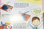 Phát hoảng với sách dạy trẻ làm thí nghiệm phát nổ