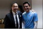 Kiatisak ký hợp đồng 'nháp' với liên đoàn bóng đá Thái Lan