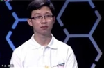 'Cậu bé Google' đạt điểm kỷ lục giành vòng nguyệt quế Olympia 2017
