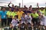 U16 Việt Nam tiếp tục tạo nên cơn 'địa chấn' tại giải Đông Nam Á