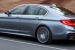 BMW 5-Series 2017 chính thức trình làng, giá siêu hấp dẫn
