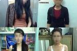 Đường dây môi giới mại dâm ngàn đô xuyên Việt