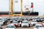 Tắc ở cảng, ô tô mùa Tết có nguy cơ tăng giá
