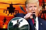 Báo Anh gọi tên những vũ khí Mỹ có thể sử dụng nếu xung đột với Triều Tiên