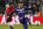 Kết quả Anderlecht vs MU: Bất cẩn phút cuối, MU lại bị cầm hòa