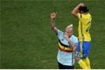 Trực tiếp Euro 2016: Bỉ vs Thụy Điển