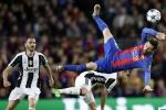 Video kết quả Barcelona vs Juventus: Messi bất lực, Barca bị loại khỏi Champions League