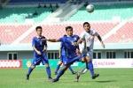 U19 Việt Nam đánh bại Thái Lan tại Giải U19 KBZ Bank Cup 2016