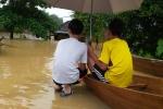 Trường tiểu học nằm trong 'rốn lũ' Hà Tĩnh thiếu thốn đủ bề sau lụt lịch sử