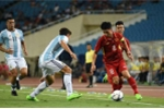 Hinh anh Link xem truc tiep U22 Viet Nam vs U20 Argentina 3