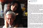 'Màu hoa đỏ' bị cấm lưu hành, Thanh Lam buồn bã 'tâm sự' với bố Thuận Yến