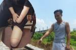 Nhân chứng cứu người phụ nữ tự chặt tay chân tiết lộ những tình tiết bất ngờ