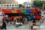 Bộ GTVT yêu cầu tạm dừng thí điểm xe buýt 2 tầng ở 7 tỉnh thành