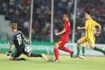 Trọng tài từ chối penalty cho Việt Nam