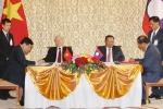 Tuyên bố chung Việt Nam - Lào nhân chuyến thăm của Tổng Bí thư