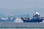 Tàu cá Trung Quốc đâm chìm tàu cảnh sát biển Hàn Quốc