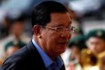 Thủ tướng Campuchia thăm di tích lịch sử Đài tưởng niệm Long Giao