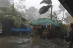 Ảnh: Siêu bão Haima tàn phá Philippines, 7 người chết