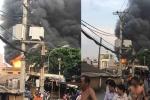 Cập nhật tin cháy lớn ở TP.HCM: Ít nhất 2 người chết