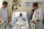 Kỳ lạ cứu sống bệnh nhân bị whitmore