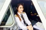 Nữ phi công Pakistan xinh như hot girl khiến dân mạng xôn xao