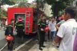 Cháy lớn ở 'ngôi nhà danh nhân' 65 Nguyễn Thái Học, hàng chục người hoảng loạn
