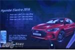 Giá bán lẻ của các phiên bản Huyndai Elantra 2016 - Ảnh: Tùng Đinh